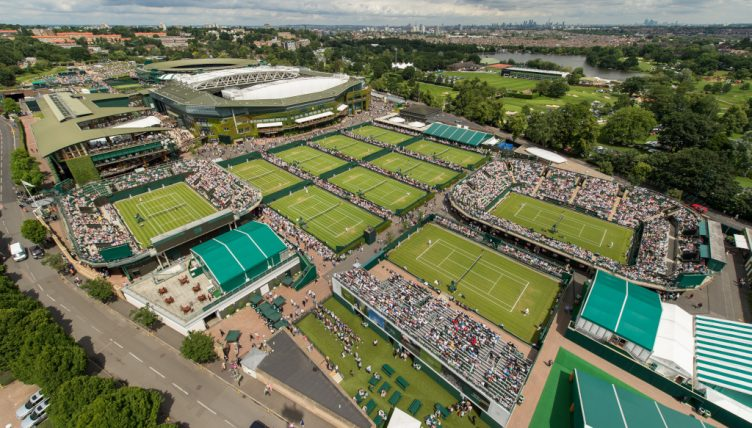 Wimbledon general view