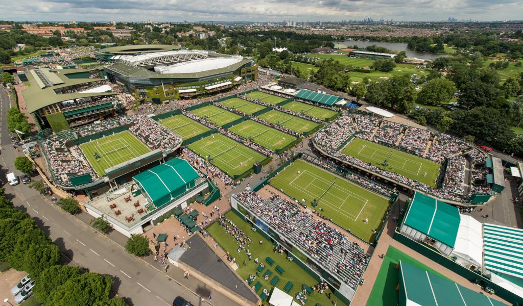 Wimbledon general view