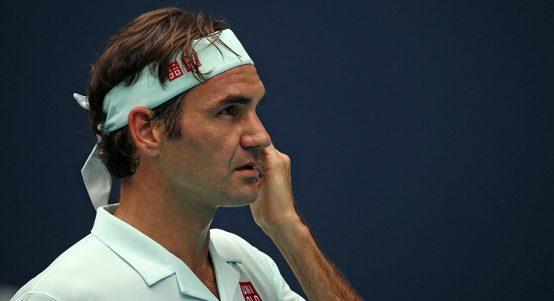 Roger Federer PA
