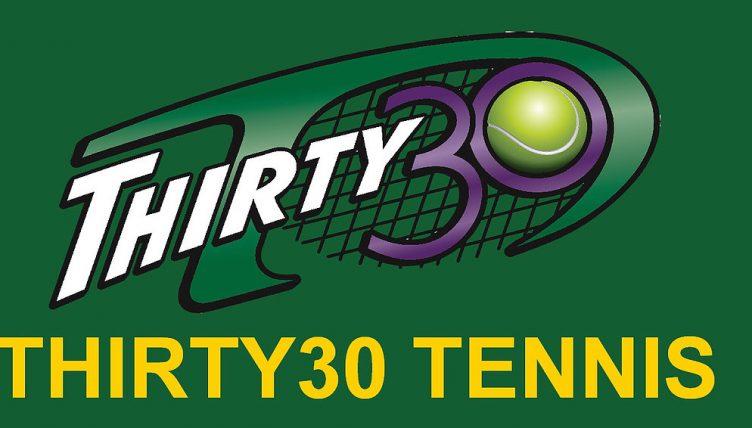 Thirty30 Tennis Logo