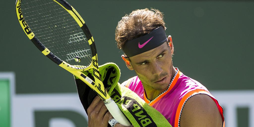 Rafael Nadal ready to go PA