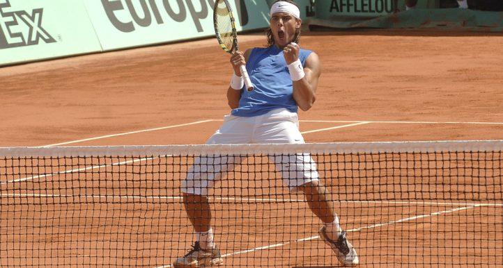 Rafael Nadal pirate pants