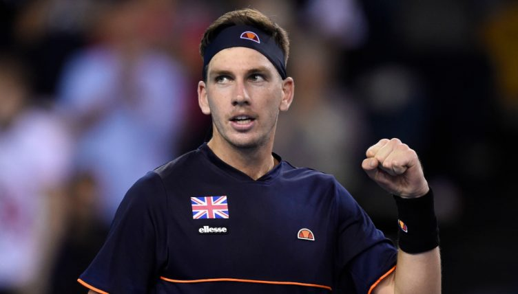 Cameron Norrie fist pump