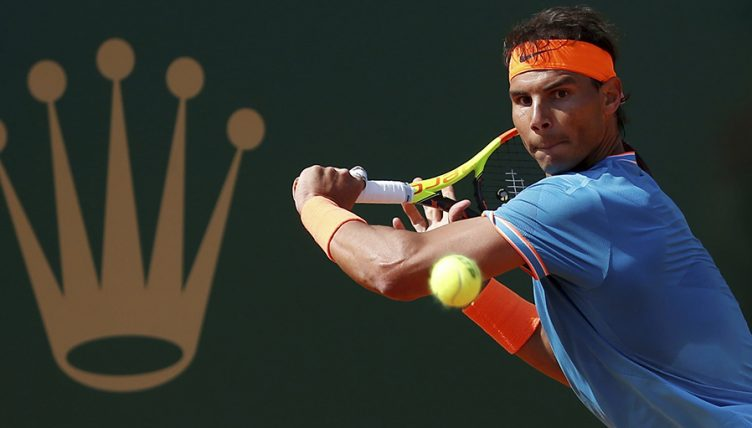 Rafael Nadal at Monte Carlo Masters PA