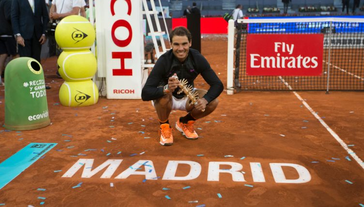Rafael Nadal Madrid Open