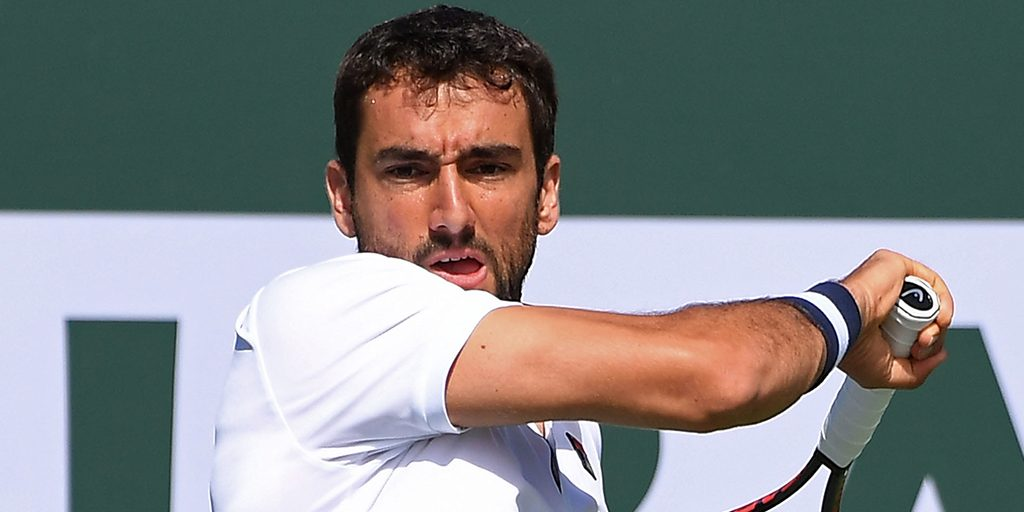 Marin Cilic - solid start to Madrid Masters