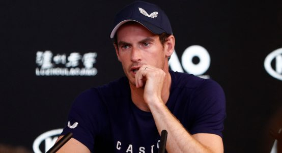 Andy Murray presser