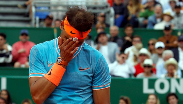 Rafael Nadal disappointed