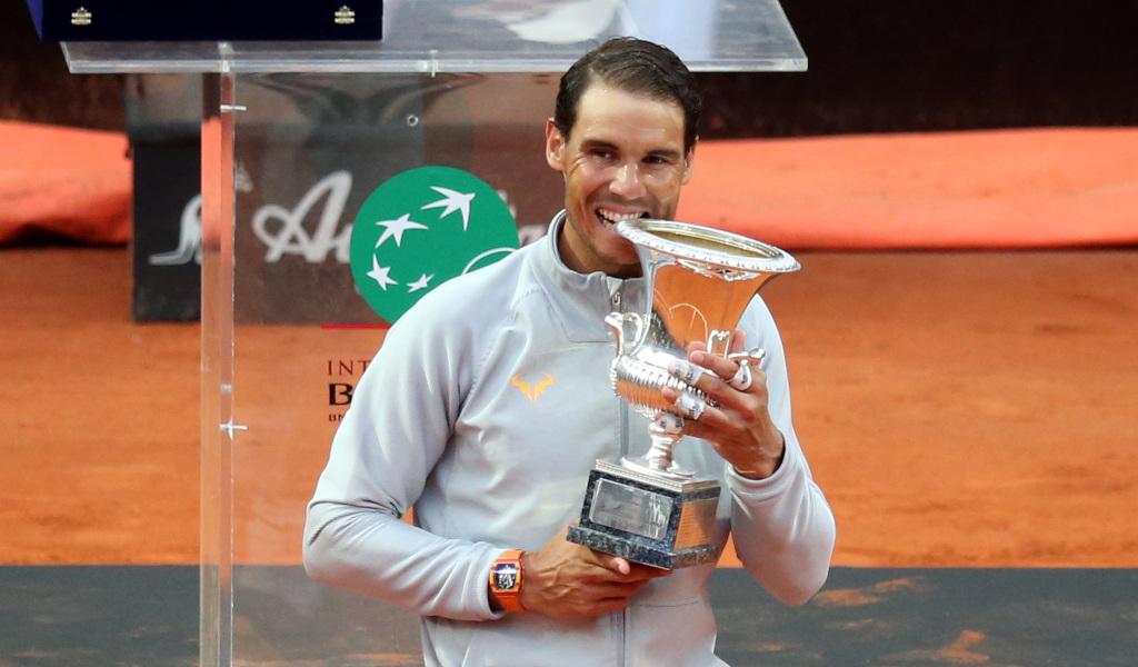 Rafael Nadal Italian Open