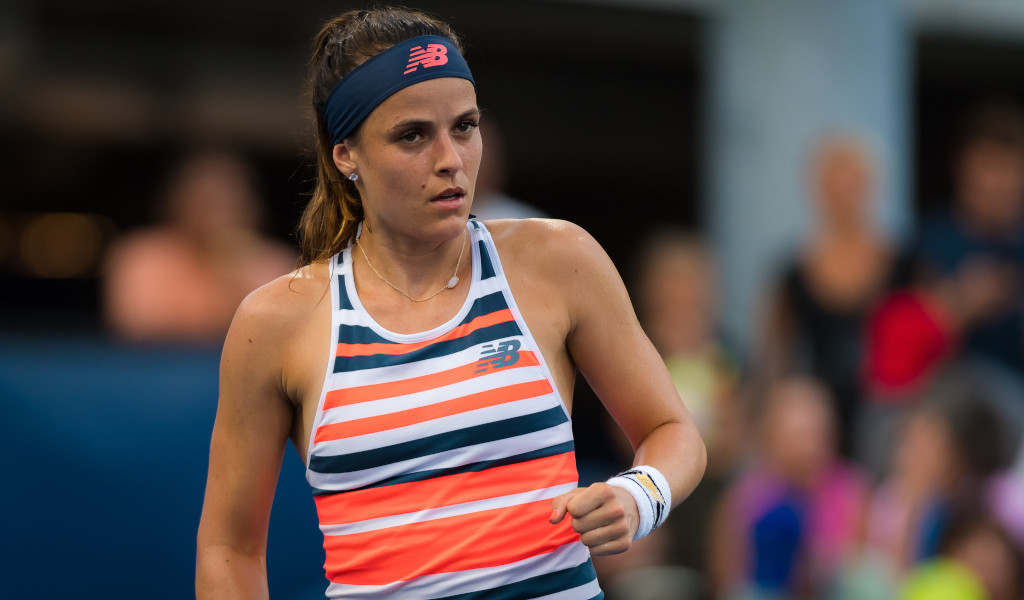 Nicole Gibbs Withdraws From Roland Garros After Rare Form