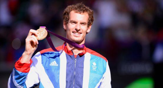 Andy Murray 2012 London Olympics