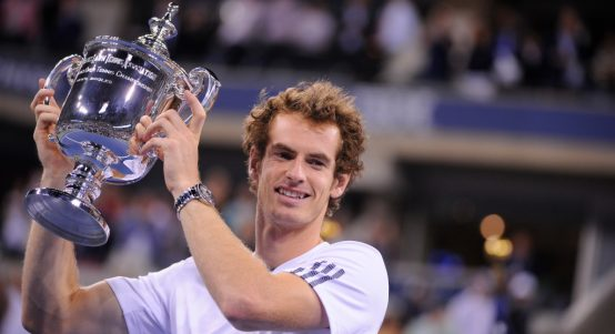 Andy Murray US Open 2012