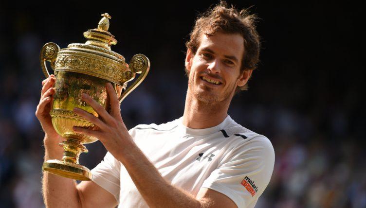 Andy Murray Wimbledon 2016