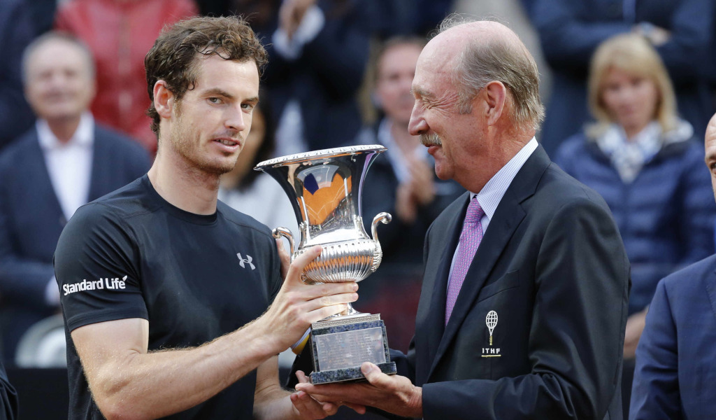 Andy Murray 2016 Italian Open
