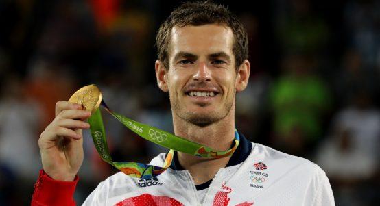 Andy Murray 2016 Rio Olympics