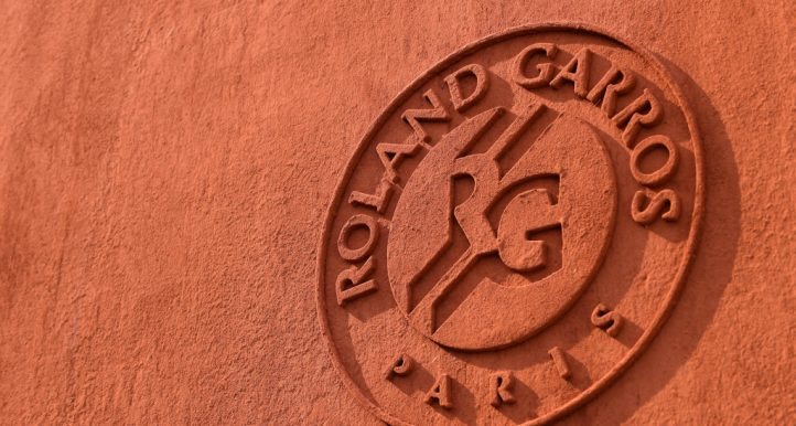 French Open Roland Garros logo
