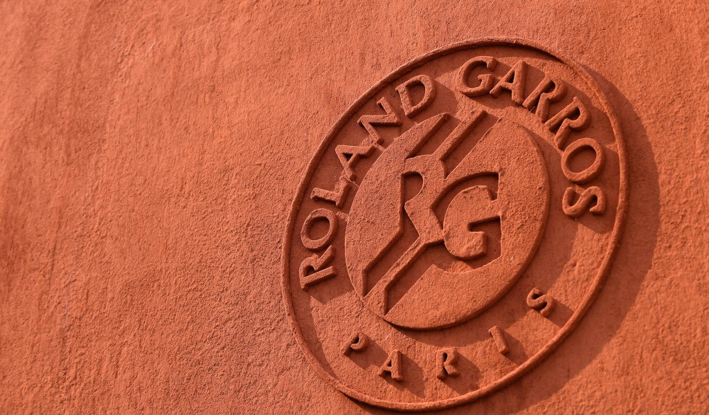French Open Roland Garros logo