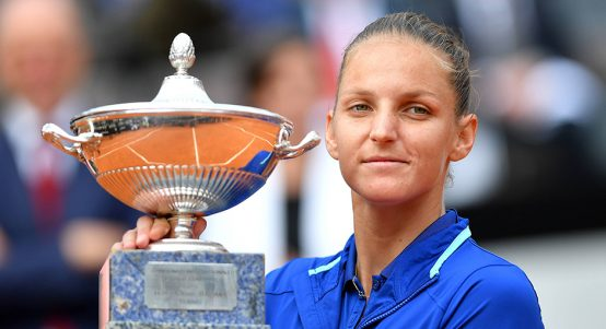 Karolina Pliskova - Italian Open win boost to WTA rankings