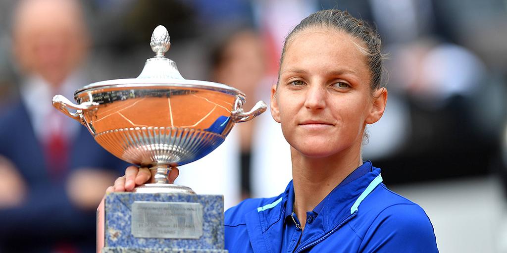 Karolina Pliskova - Italian Open win boost to WTA rankings