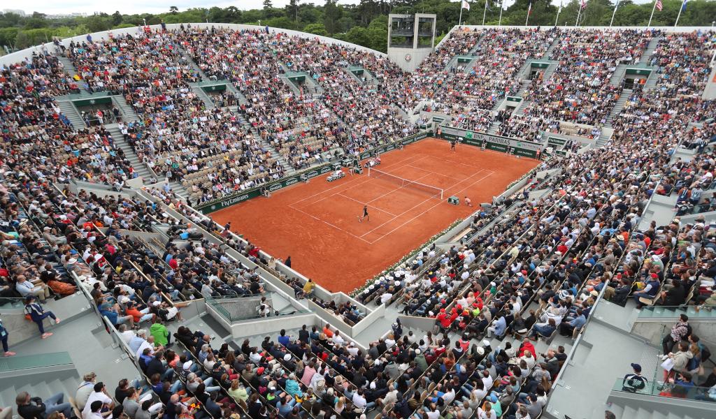 French Open Roland Garros