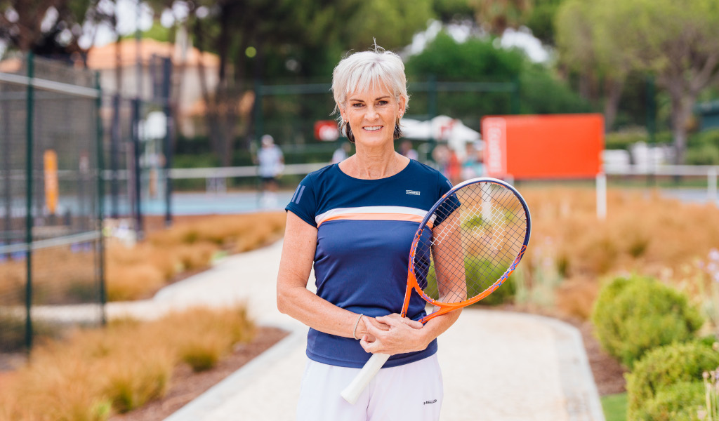 Judy Murray The Campus