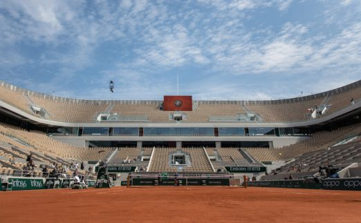 Philippe Chatrier Roland Garros French Open