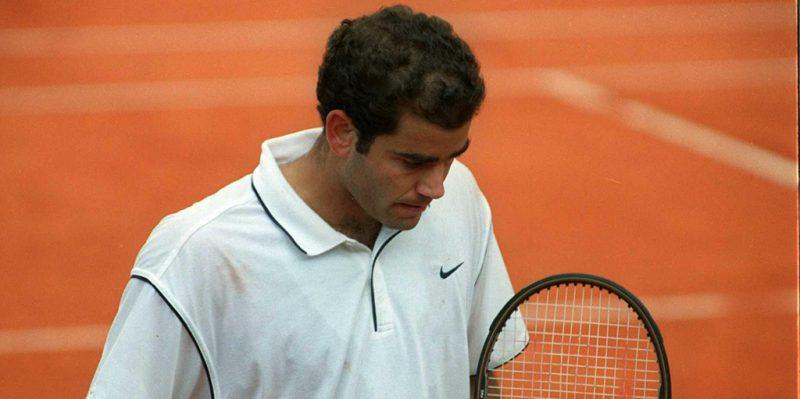 Pete Sampras French Open PA