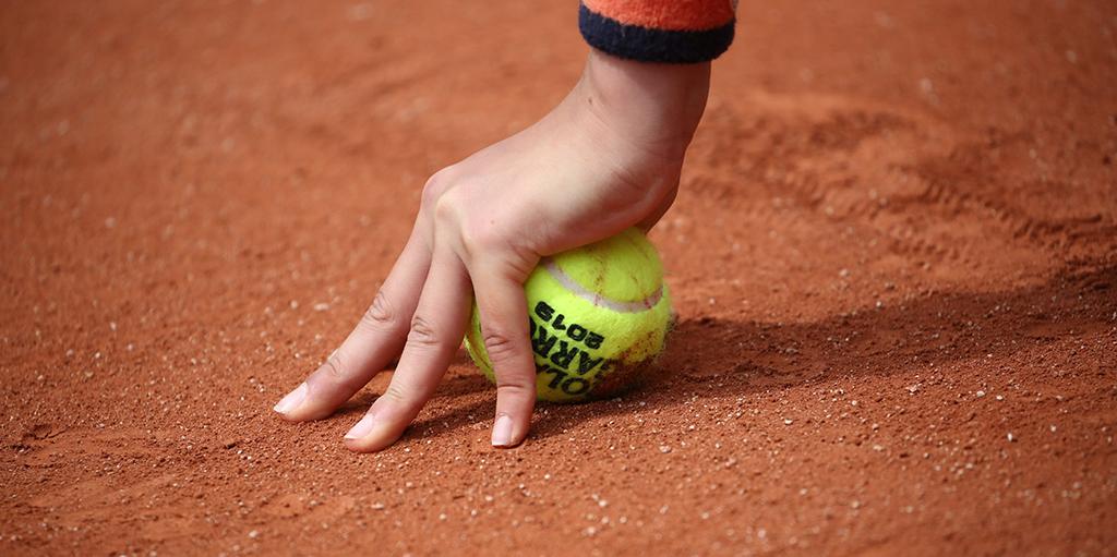 Roland Garros dirt PA