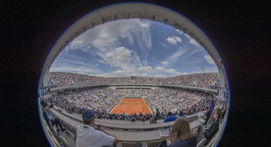 Roland Garros French Open view