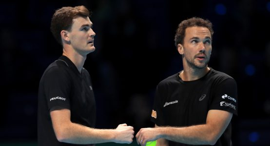 Jamie Murray and Bruno Soares