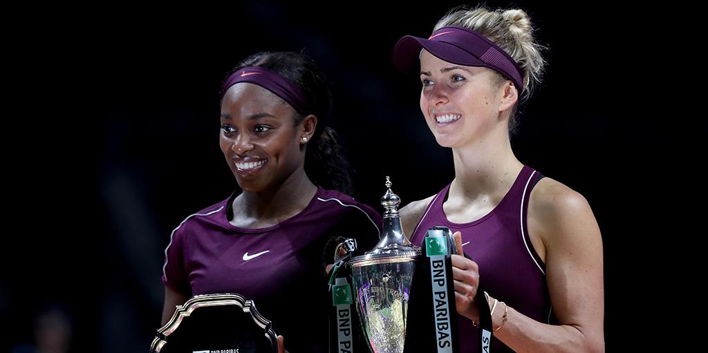 Elina Svitolina hails strength of women's tennis PA