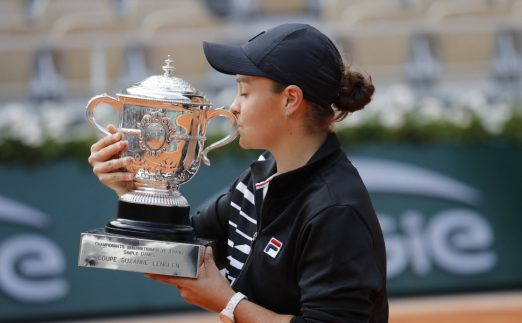 Ashleigh Barty French Open