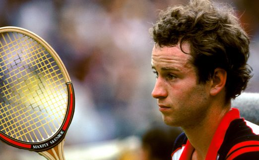 John McEnroe playing days PA