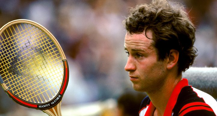 John McEnroe playing days PA