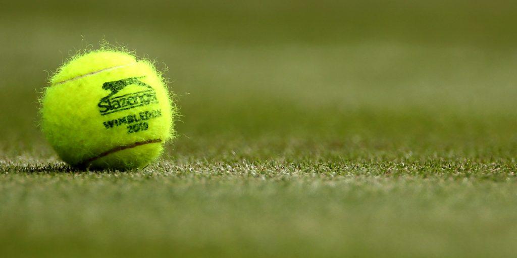 Wimbledon 2019 ball