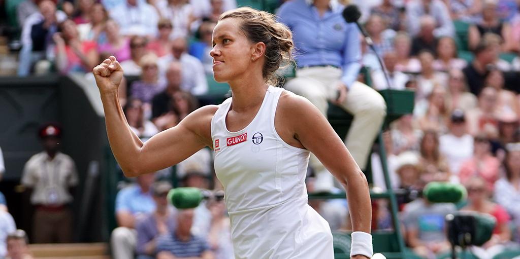 Barbora Strycova Wimbledon