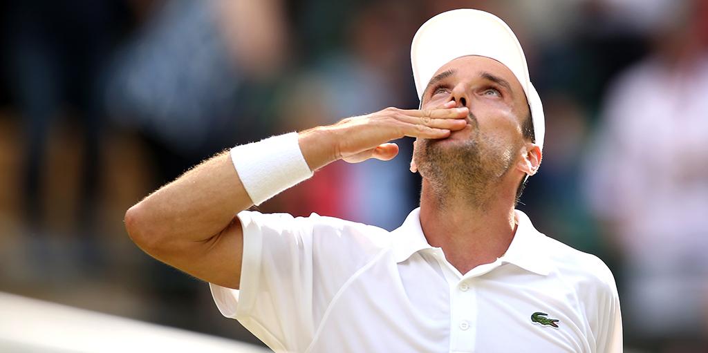 Roberto Bautista Agut Wimbledon