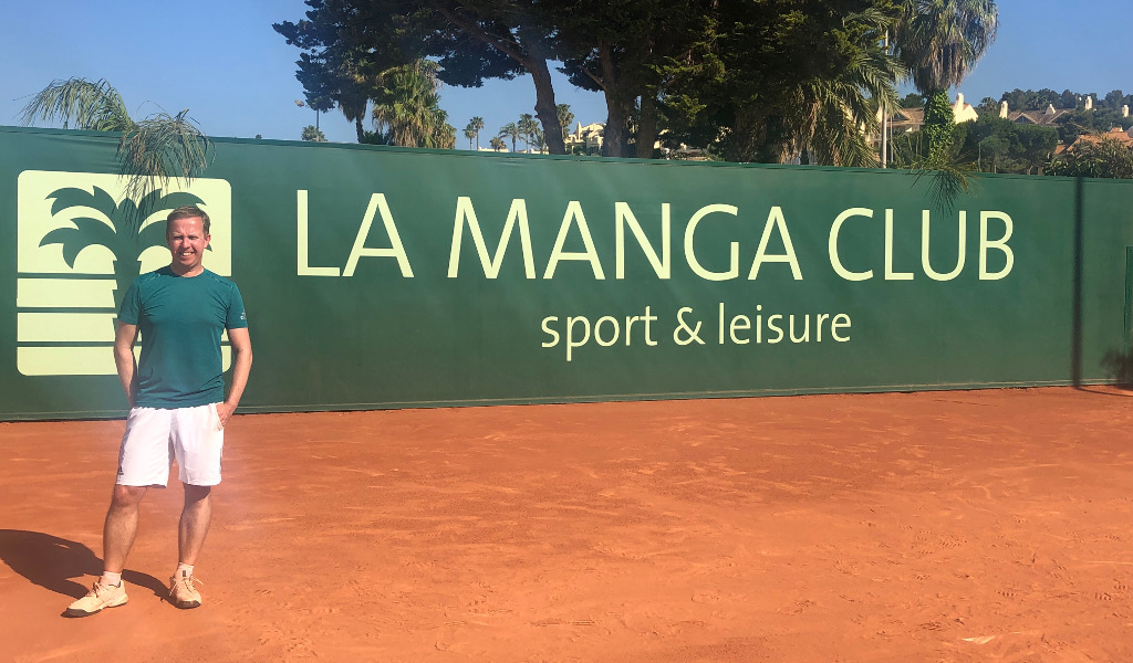 La Manga Club, great place for a tennis holiday