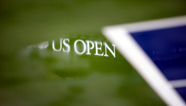 US Open logo