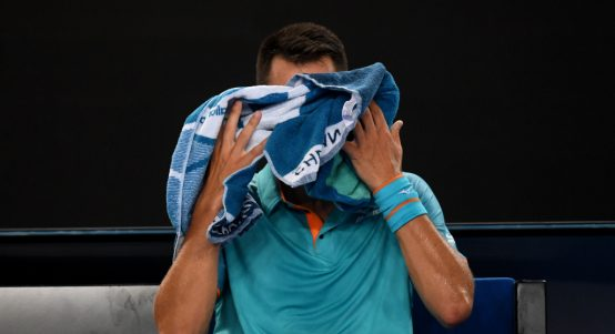 Bernard-Tomic unimpressed