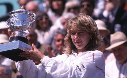 Steffi Graf 1988 French Open