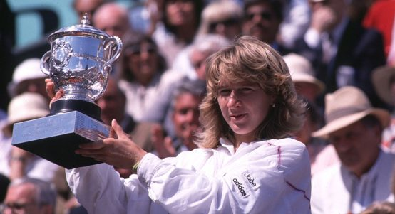 Steffi Graf 1988 French Open