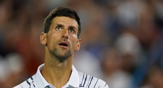 Ruthless Novak Djokovic