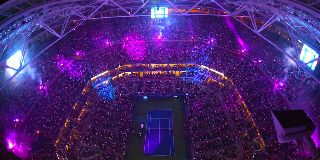 Arthur Ashe Stadium US Open