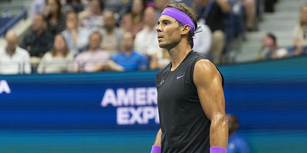 Rafael Nadal at US Open
