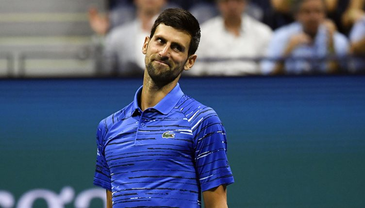 Novak Djokovic discomfort at US Open