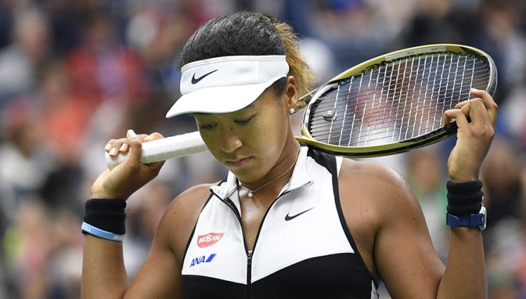 Naomi Osaka ponders US Open exit