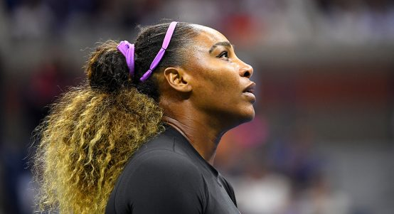 Serena Williams semi-final win US Open