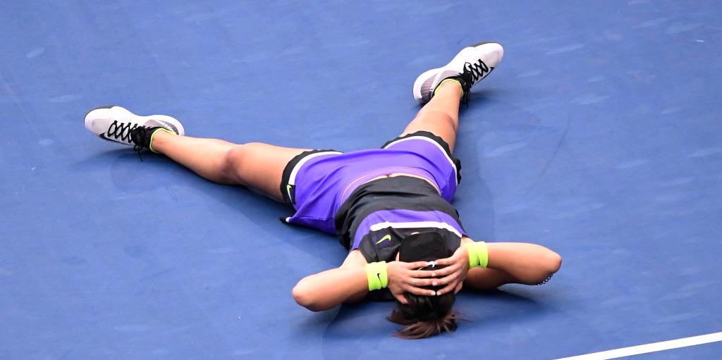 Bianca Andreescu US Open winner