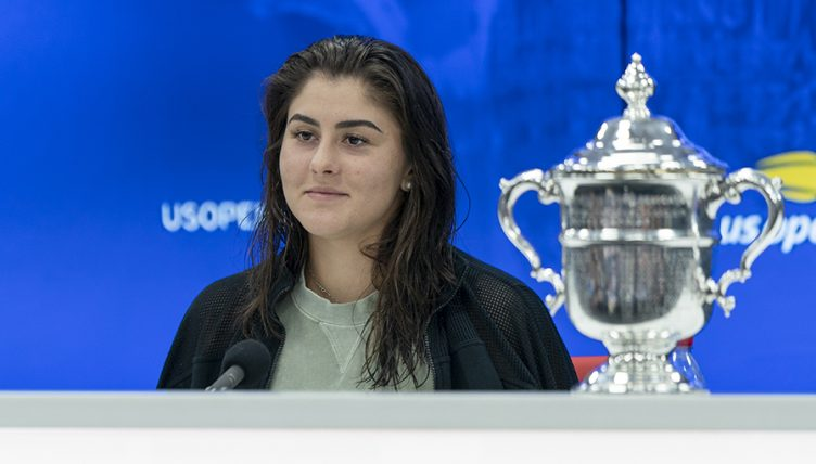 Bianca Andreescu - early tennis betting tip for Australian Open